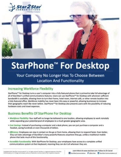 StarPhone For Desktop