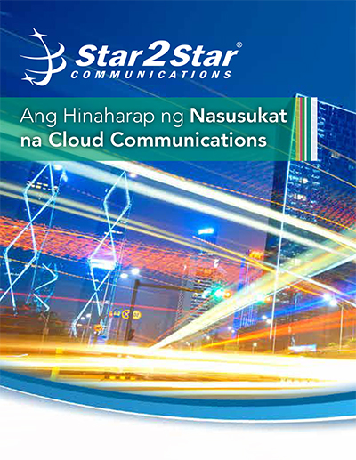 Company Overview Brochure - Tagalog