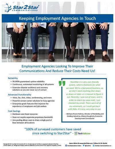 Employment Agency Vertical Slick