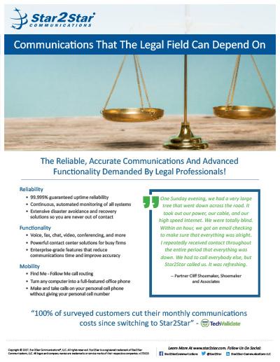 Legal Vertical Slick