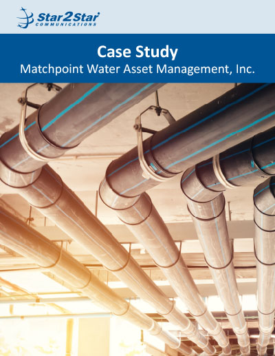 Matchpoint Water Asset Management case study