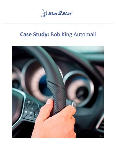 Bob King Automall Case Study