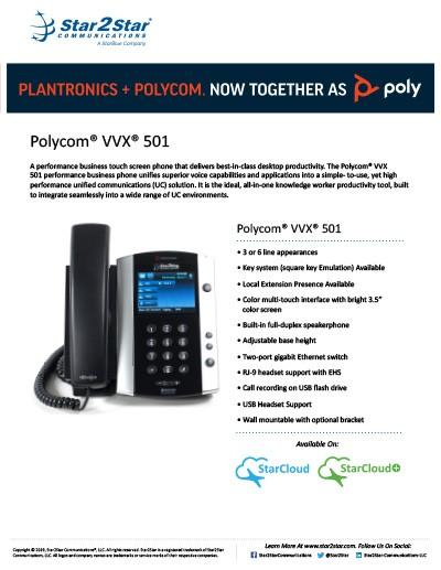 polycom vvx 501