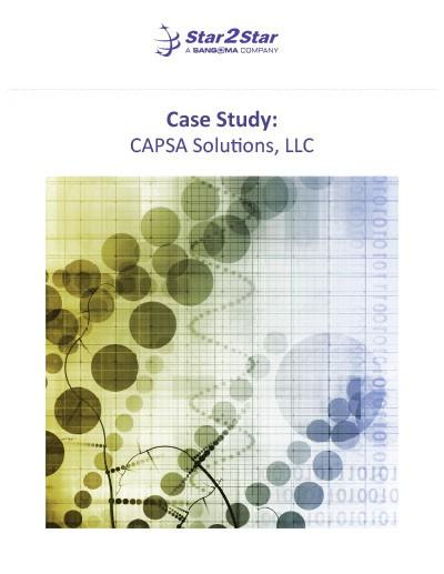 Capsa Solutions case study