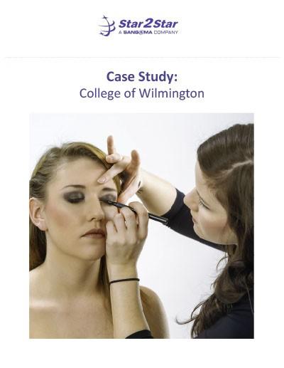 College of Wilmington case study