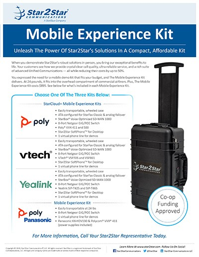 Mobile Experience Kit