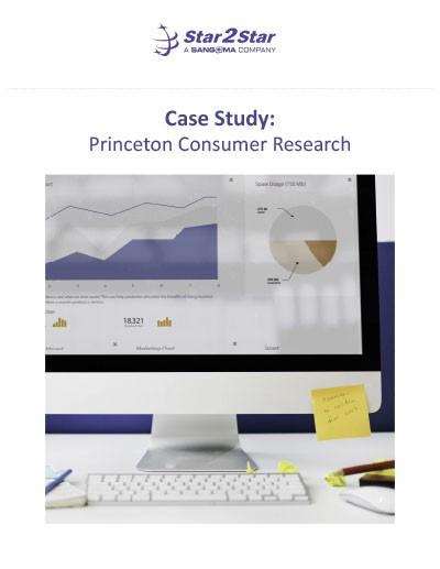 Princeton Consumer case study