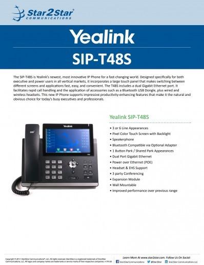 Yealink T48S
