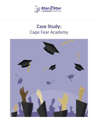 Cape Fear Academy case study