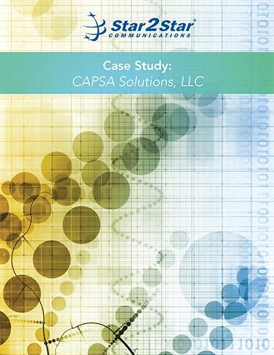 Capsa Solutions LLC