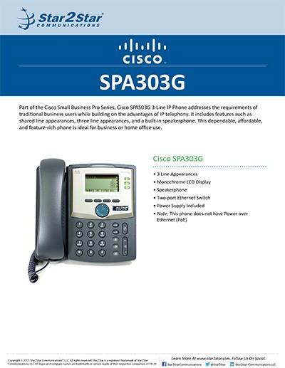 SPA 303G