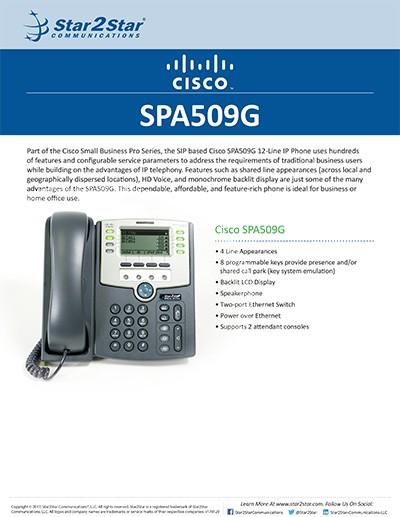 SPA 509G