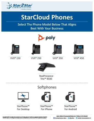 StarCloud phones