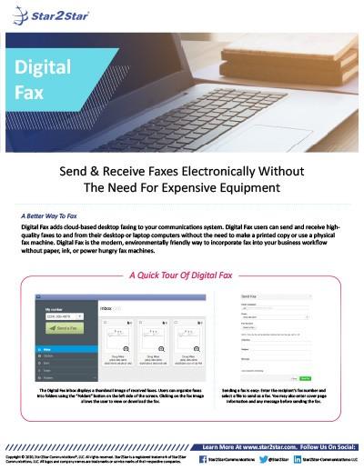 Digital Fax