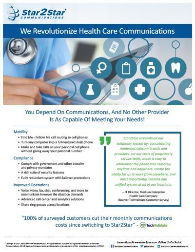 Health Care Vertical Slick