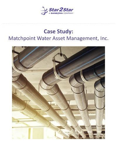 Matchpoint Water Asset Management case study