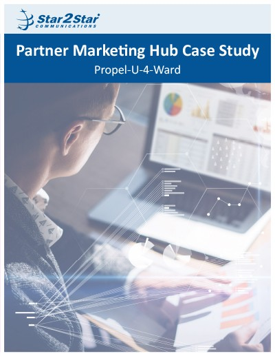 Partner Marketing Hub Case Study: Propel-U-4-War