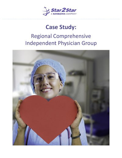 Regional Comprehensive Independent Physician Group case study