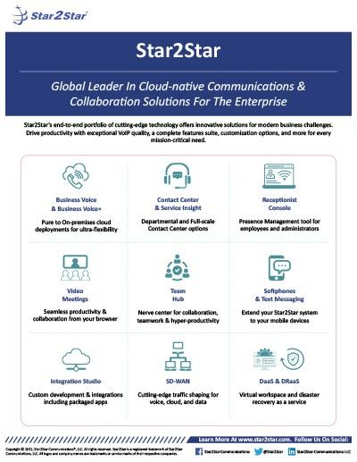 Sales Overview Brochure