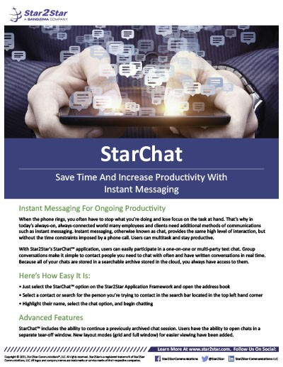 StarChat