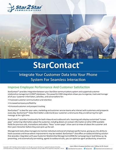 StarContact™