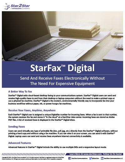 StarFax Digital