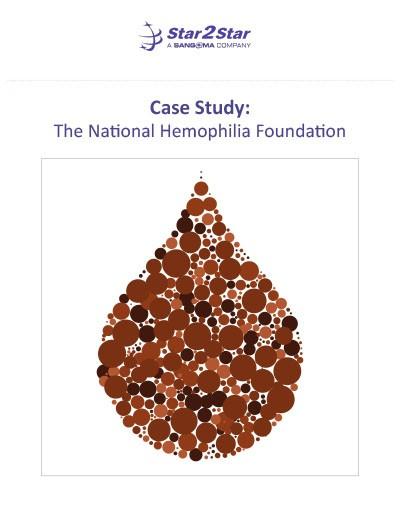 The National Hemophilia Foundation case study
